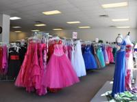 Catwalk Sales & Rentals has over 3000 gently worn
