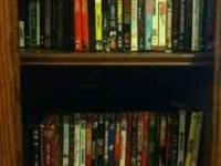 I am selling all of my dvd's. Too many to list. Feel