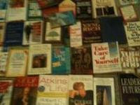 Over 50 Self-Help Books! $25 I also have small book