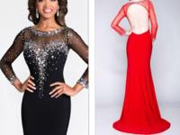 OVER 500 GOWNS IN STOCK AT DISCOUNTED PRICES. Designer