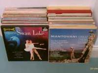 Record albums for sale