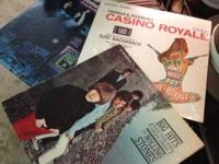 Over 300 Vintage Records to Select from. $8 and up.