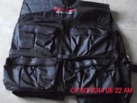 OverDrive Sports Gear is a 40 # vest that has 20 2 #