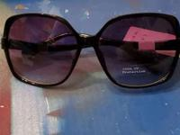 Oversized Black Square Sunglasses - A New Day [Brand