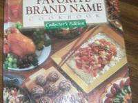 Great American Favorite Brand Name Cookbook Collectors