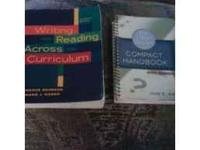 Writing and Reading Across the Curriculum- used in the