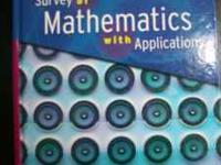 Textbook for Owens Community College Math 108 A Survey