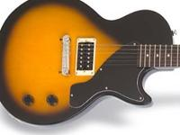 The Les Paul Junior was first introduced by our
