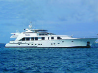 RUSALKAwas designed and built by Christensen Shipyards