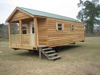 This is a great little cabin that can be used for many