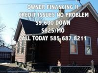 Owner Financing Great Starter Home - Credit Issues No