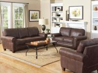 sofa + loveseat + chair $720 manufacture is coaster co