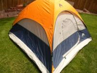 Enjoy the outdoors with the Ozark Trail 2 Person Dome
