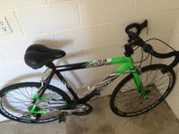 looking for sale, or trade for a mountain bike.