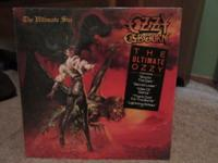 Ozzy Osbourne - The Ultimate Sin. Original 1986 vinyl