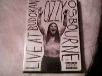 Ozzy osbourne music dvd live at the budokan. If youre