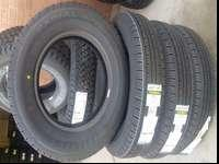 This is a brand new set of P175/70/13 Westlake RP18 all