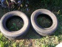215/65/R15 Tires, matched set , lots of tread left