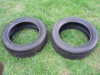 I have a set of 4 Hankook Ice Bear W300 tires. They are