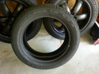 "I have 5 Goodyear Wrangler 20"" tires for sale. They are"