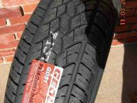 NEW**YOKOHAMA Geolander HT/S Tires--W/Road Hazard