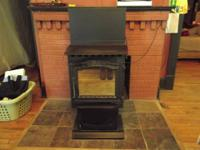 It would cost $3,879 for a NEW P68 Pellet wood Stove