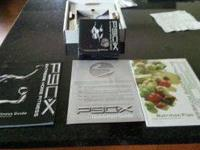 I have a P90X Extreme Home Fitness course by Beachbody.