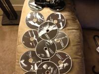 Selling my P90X workout DVD set, all in good condition,