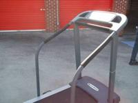 PaceMaster Silver Select XP: This treadmill's