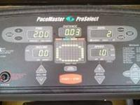 Pacemaster ProSelect, outstanding health condition,