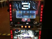 (11) Premium Pachislo Slot machine for sale    LCD or