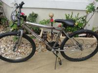 "PACIFIC 26"" MEN'S STRATUS MOUNTAIN BICYCLE 15- Speed"