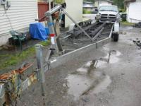2003 Pacific Boat Trailer for a 28' - 30' boat,