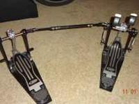 Up for sale pacific double bass drum pedals double