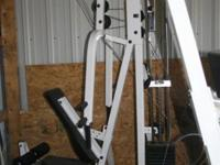 Pacific Fitness Malibu Gym Set with Nautilus Rotary