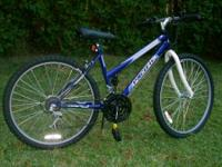 For sale a Pacific women's mountain bike Model 264085P