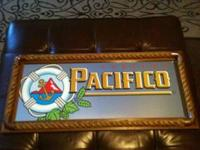 I have Pacifico cerveza beer rope mirror for sale great