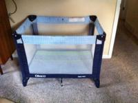 Graco pack-n-play in good condition, $25 cash. Please
