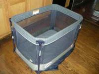 blue playpen by Jmason...its a collapsible playpen so