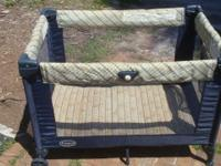 Pack n Play - made by Cosco Juvenile Easy to put up and