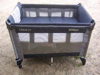 Have GRACO pack & have fun with bassinet insert asking