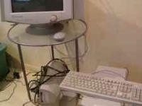 Packard Bell computer, includes: monitor, keyboard,