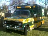 I have a great (in shape AND running) 1978 Ford Iola