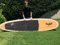 Never been used paddle board . Need to sell for moving