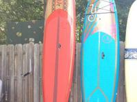 I have two Yolo stand up paddle boards for sale.  These