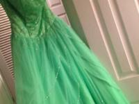 Brand new pageant dress...only worn once