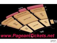 www.PageantTickets.net will have tickets for the 2014