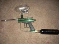 PAINT BALL GUN MUST GO PLEASE CONTACT SHAWN  Location: