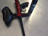 Really great paint round gun and tiny container! Come