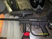I have a Tippman A-5 with the Response Trigger, a Sly